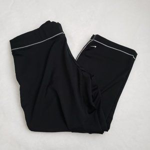 3/$30 Nike black athletic capri